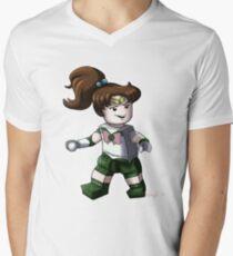 Legolized Sailor Jupiter Mens V-Neck T-Shirt