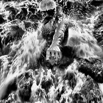 River Tyne God by FXST