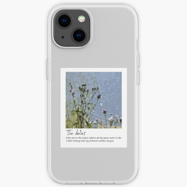 The lakes - Taylor Swift  iPhone Soft Case