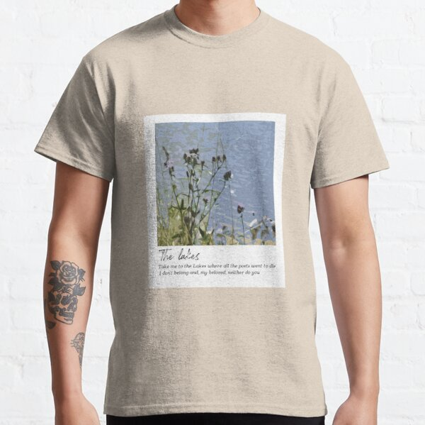 The lakes - Taylor Swift  Classic T-Shirt
