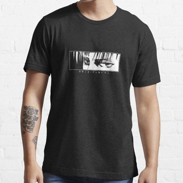 Levi - Stare - SnK Essential T-Shirt