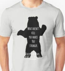 Bears Kill... Unisex T-Shirt