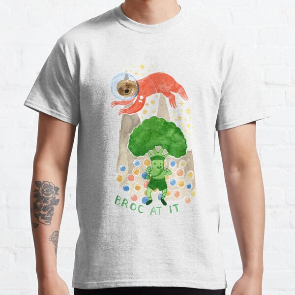 Broc at it Classic T-Shirt