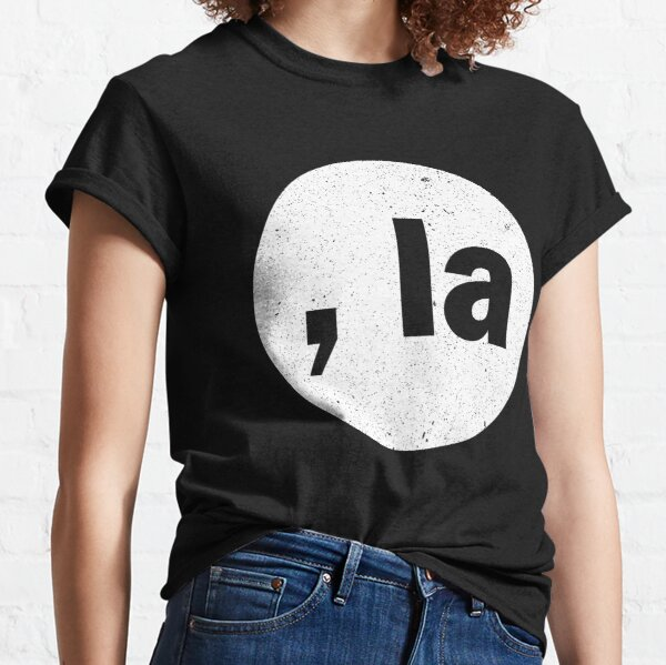 Comma la Classic T-Shirt