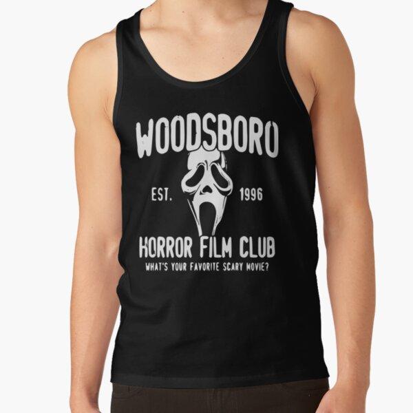 Woodsboro Horror Film Club  Tank Top