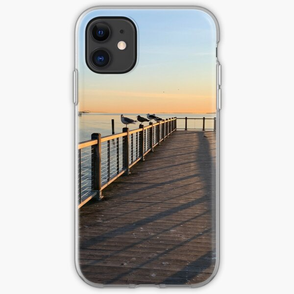 Morning Watch iPhone Soft Case