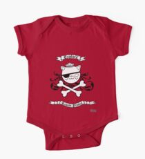 Kwazii Pirate Skull Kids Clothes