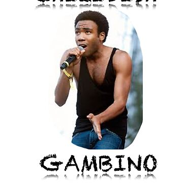 Childish Gambino by jberning