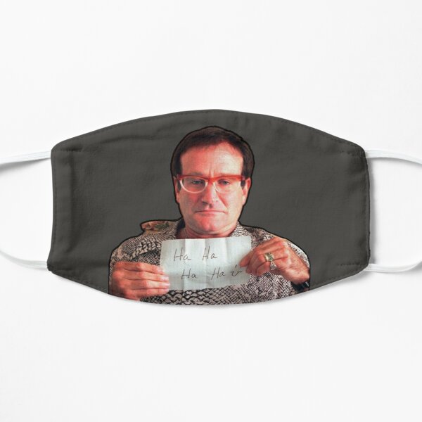 Robin Williams Stickers, Masks,T-Shirts Mask