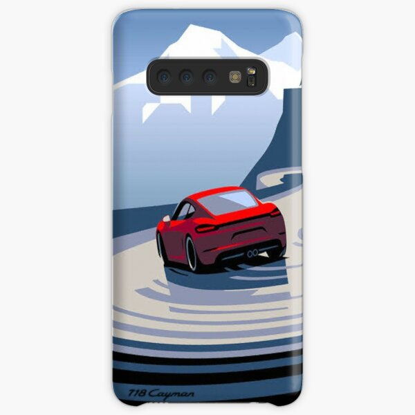 Porsche 718 Samsung Galaxy Snap Case