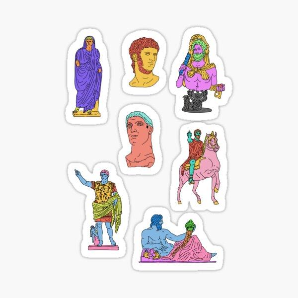 Roman Group 1 Sticker