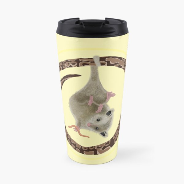 Emma's Creepy Critter Club Travel Mug