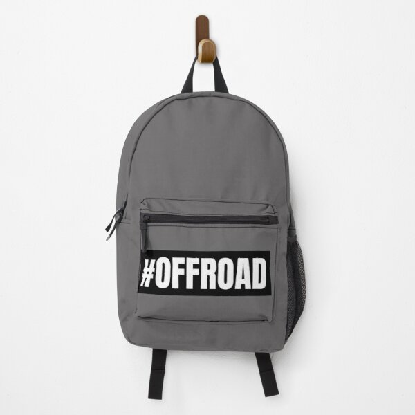 OFFROAD HashTag 4x4 Adventure Overland Backpack