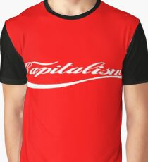 Enjoy Capitalism Graphic T-Shirt