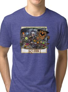 The Ribbit Tri-blend T-Shirt