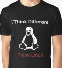 I think Linux Graphic T-Shirt