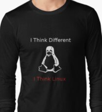 I think Linux Long Sleeve T-Shirt