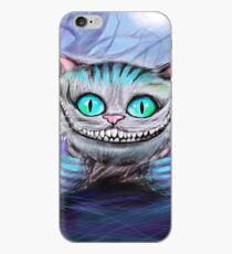 Cheshire Cat from Alice in Wonderland  iPhone Case