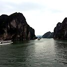 Halong Bay by Paige