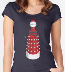 Dalek Tom Women's Fitted Scoop T-Shirt