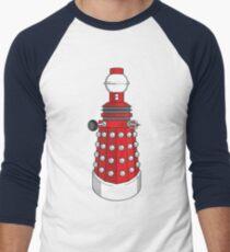 Dalek Tom Men's Baseball ¾ T-Shirt