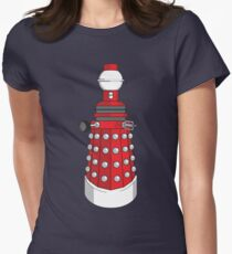 Dalek Tom Women's Fitted T-Shirt