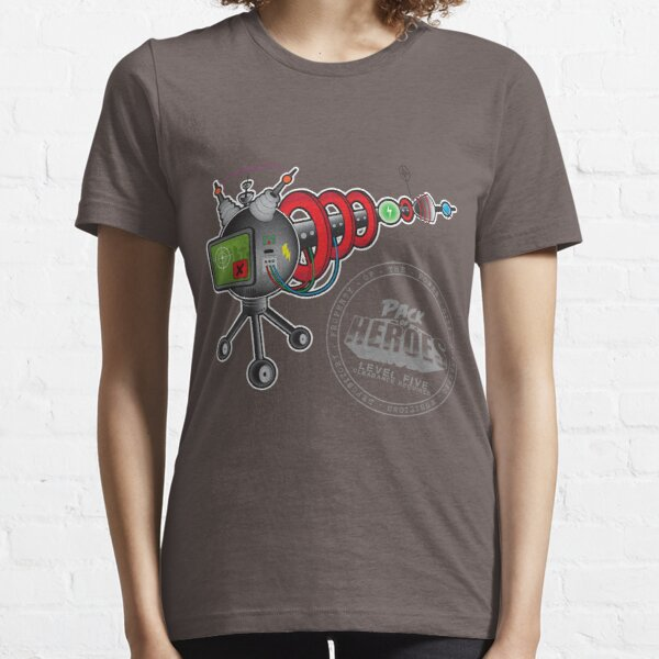 The Accelerated Expiration Ray - Pack Of Heroes Essential T-Shirt