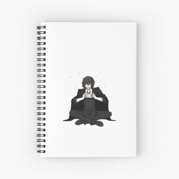 Dazai Mayoi Card 18 Spiral Notebook