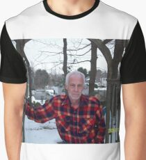 outside shot Graphic T-Shirt