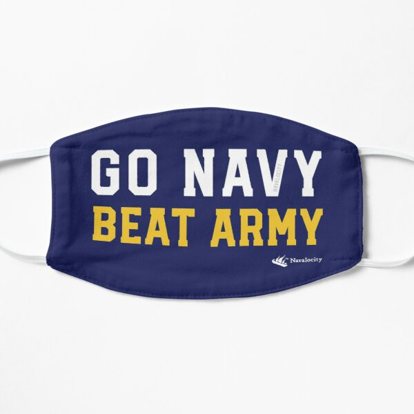 Go Navy Beat Army Navalocity Mask