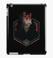 Darth Darth Binks iPad Case/Skin