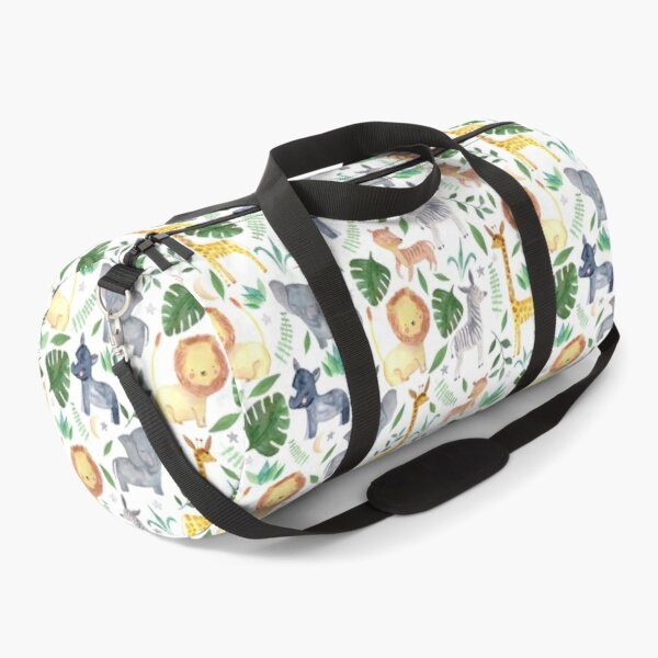 Asher's African Safari Duffle Bag