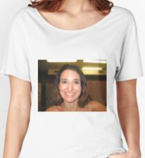 self portraiture Women's Relaxed Fit T-Shirt