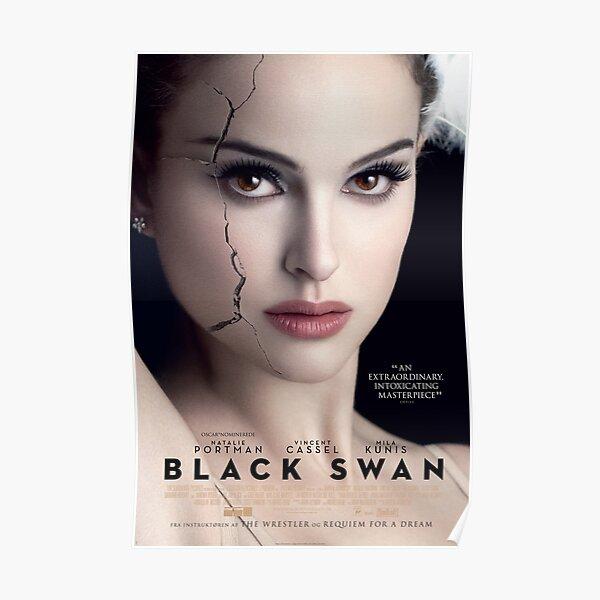 Black Swan Film Poster - Natalie Portman Poster