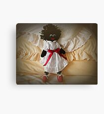*Christmas Stocking Filler - Lucille* Canvas Print