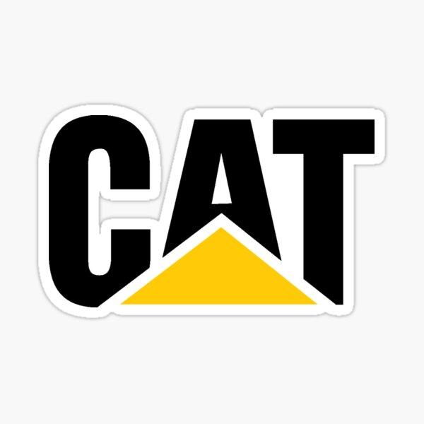 Vêtements de travail d'équipement CAT Caterpillar Sticker