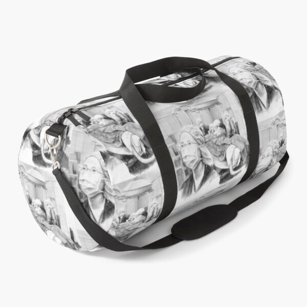 My Future My Past by Avril Thomas Duffle Bag
