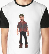 28 Weeks Later Don Graphic T-Shirt