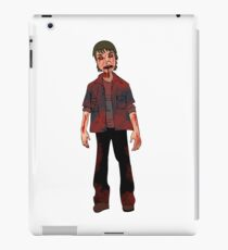 28 Weeks Later Don iPad Case/Skin