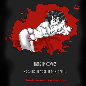 Demons in Your Sleep by FreakInkComics
