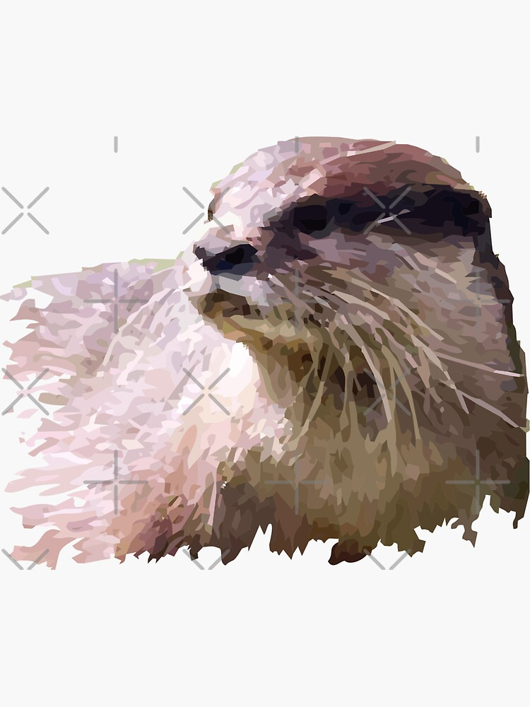 English Otter by carlarmes
