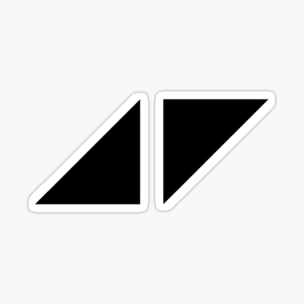 Logo Avicii Sticker
