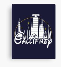 Gallifrey [Dr. Who] Canvas Print
