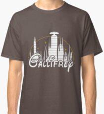 Gallifrey [Dr. Who] Classic T-Shirt