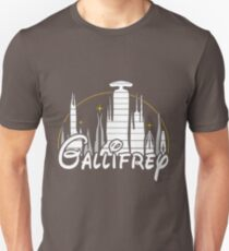 Gallifrey [Dr. Who] T-Shirt