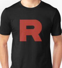 Camiseta unisex Camiseta Team Rocket