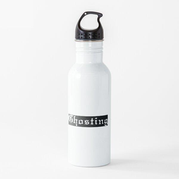 Ghosting logo Water Bottle