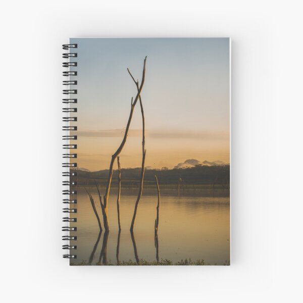 The Elephants Spiral Notebook