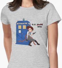 H. G. Who T-Shirt