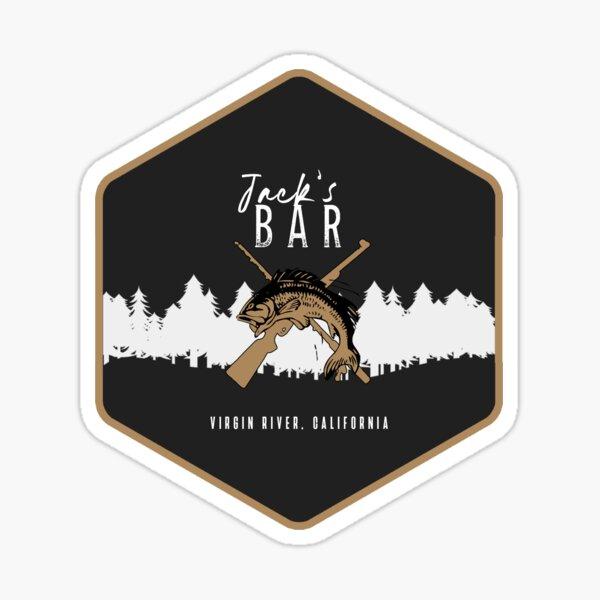 Jack's Bar Sticker